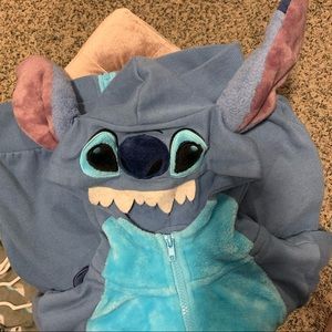 Disney Stitch Hooded Jacket